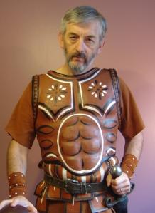 David Kitz as Centurion