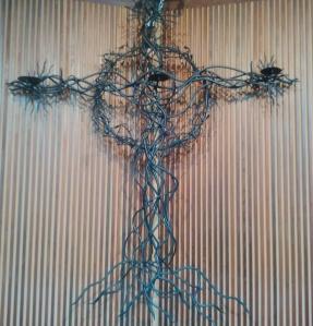 Ecclesiax Iron Cross -- David Kitz