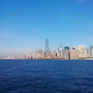 Manhatten Skyline 2014-11-10