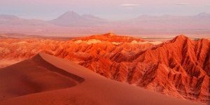 Atacama Desert, Chile -- Photo credit www.explora.com