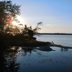 Petrie Island, ON -- David Kitz