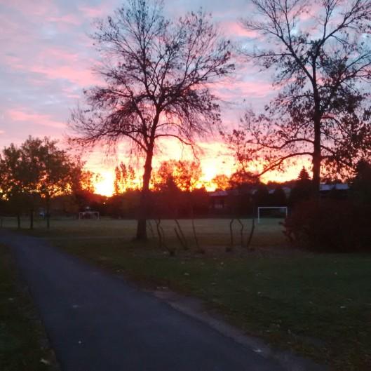 Sunrise 2015-10-24