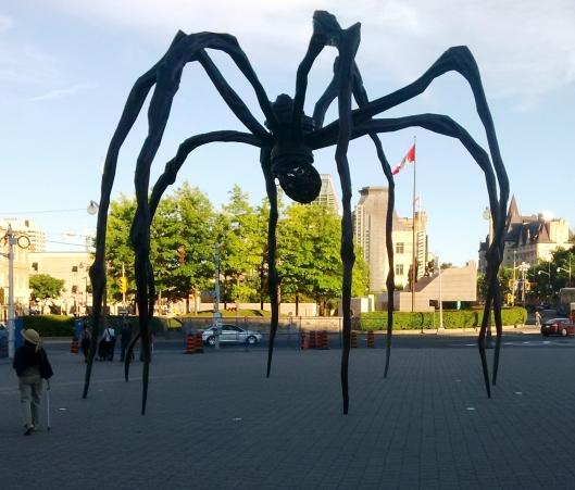 Mamma Spider 2014-07-10