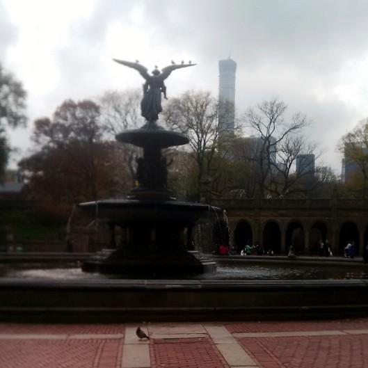 Bethesda Fountain 2014-11-11