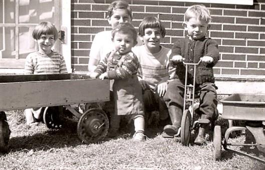 spring family 1955