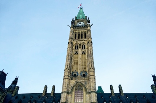 Peace Tower 2018-12-20