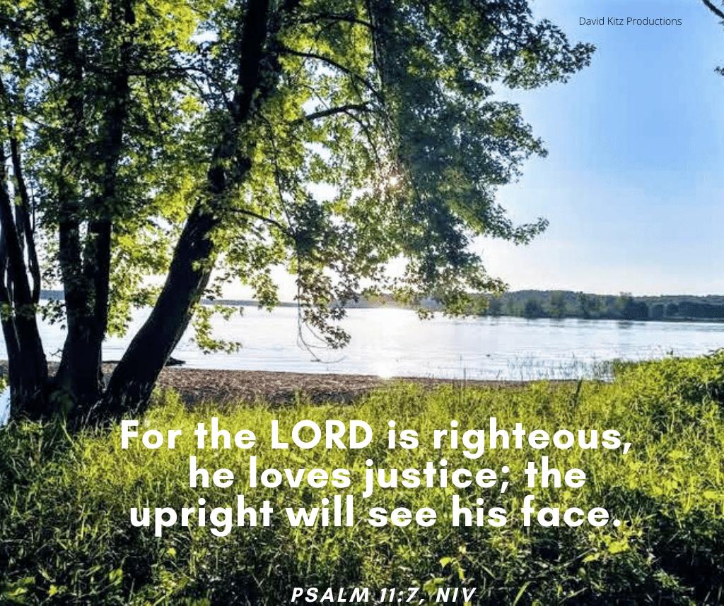Psalm 11-7