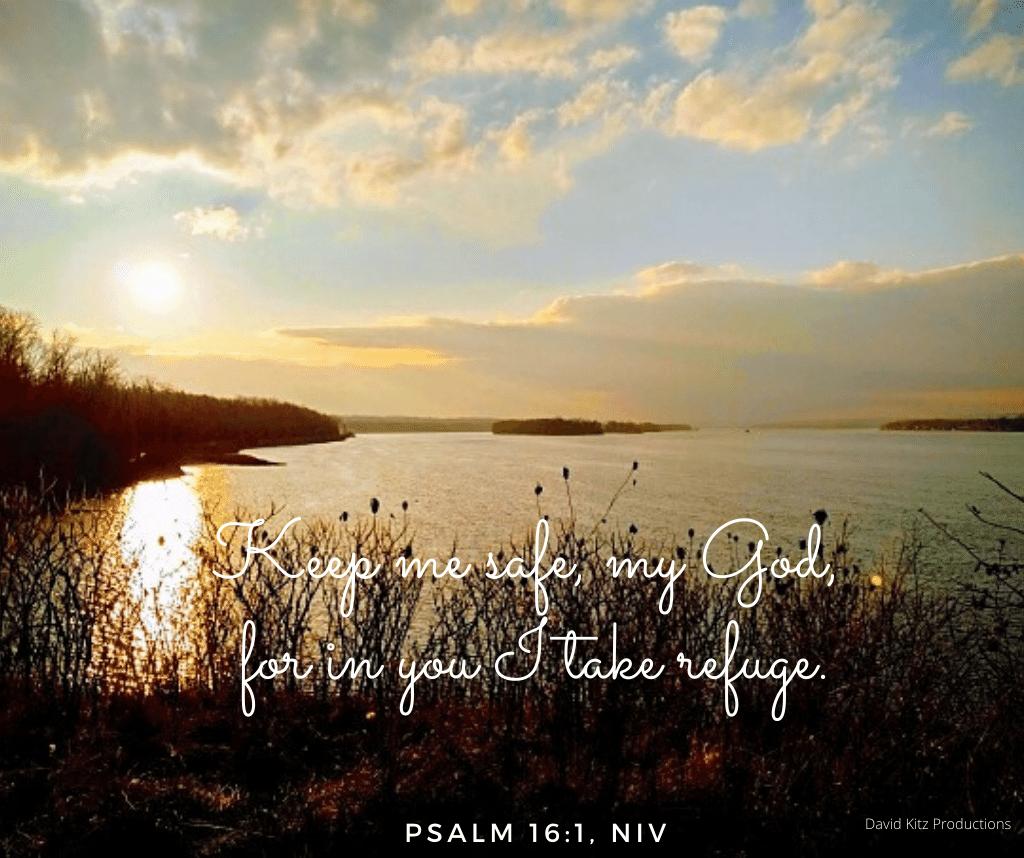 Psalm 16-1