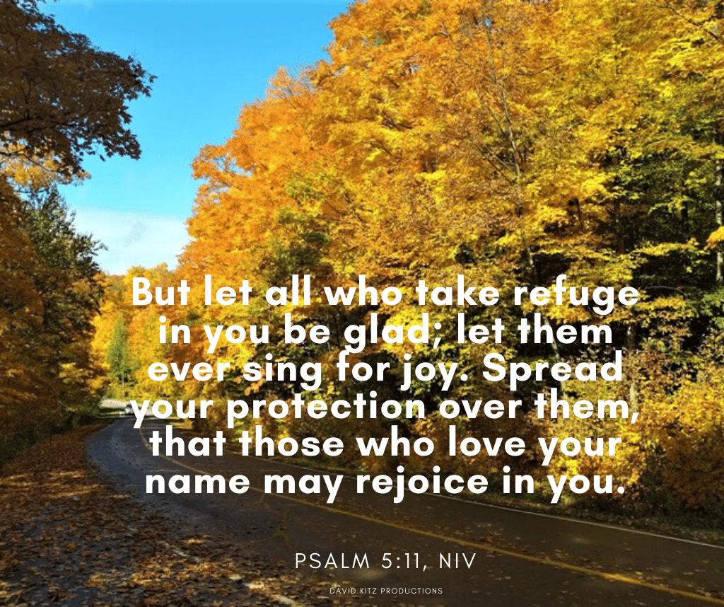 Psalm 5-11
