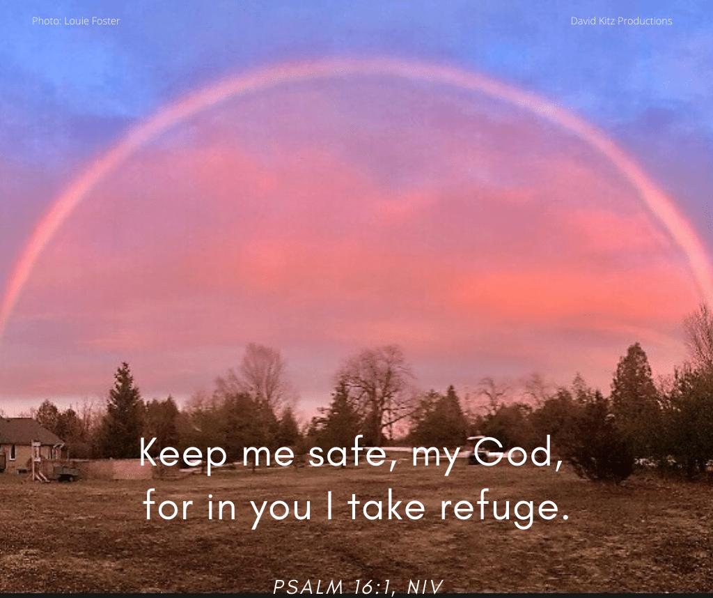 Psalm 16-1a
