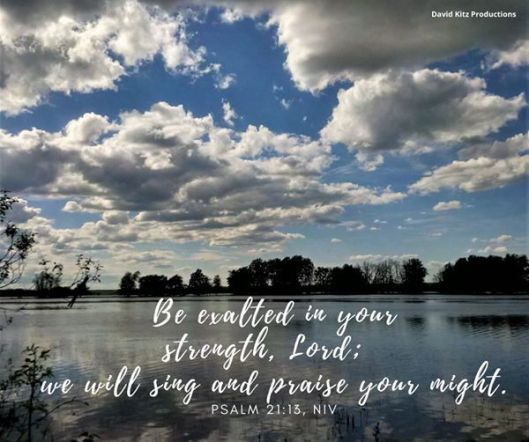 Psalm 21-13