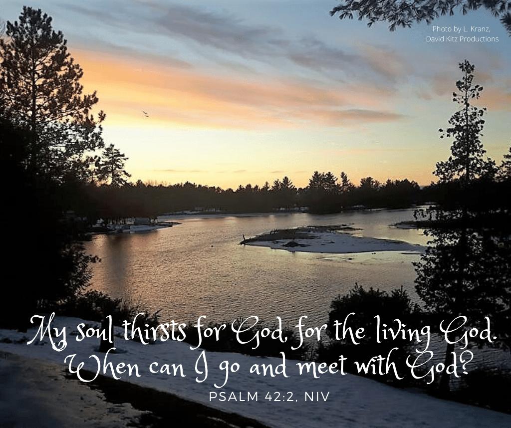 Psalm 42-2