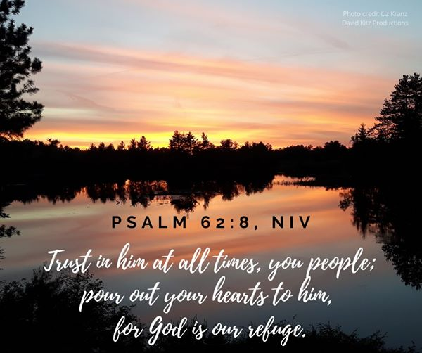 Psalm 62-8