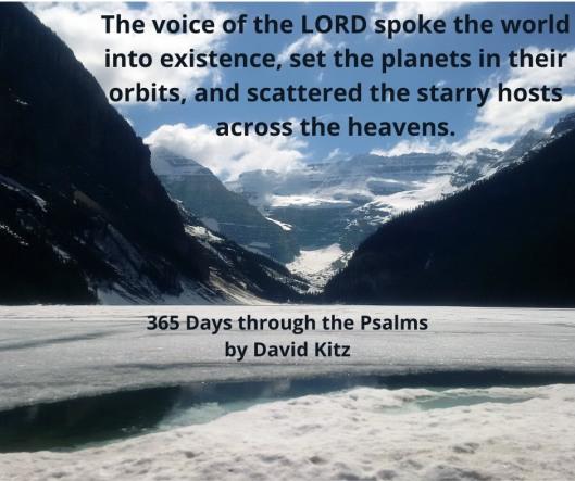 365 Psalm 29