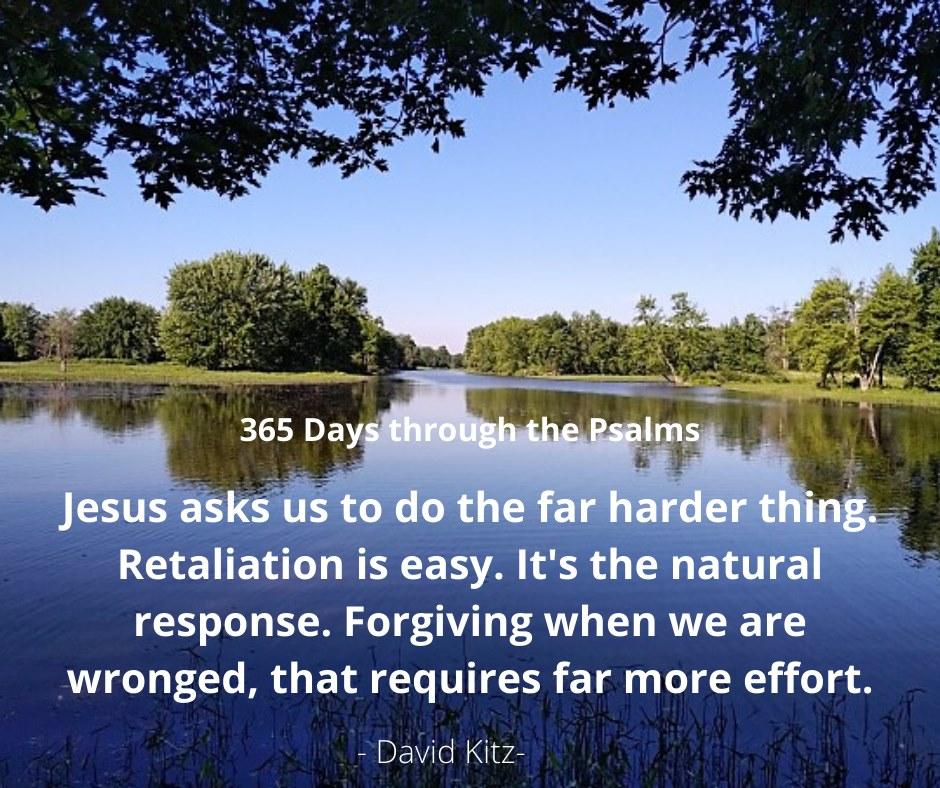 365 Psalm 35
