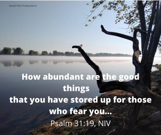Psalm 31-19
