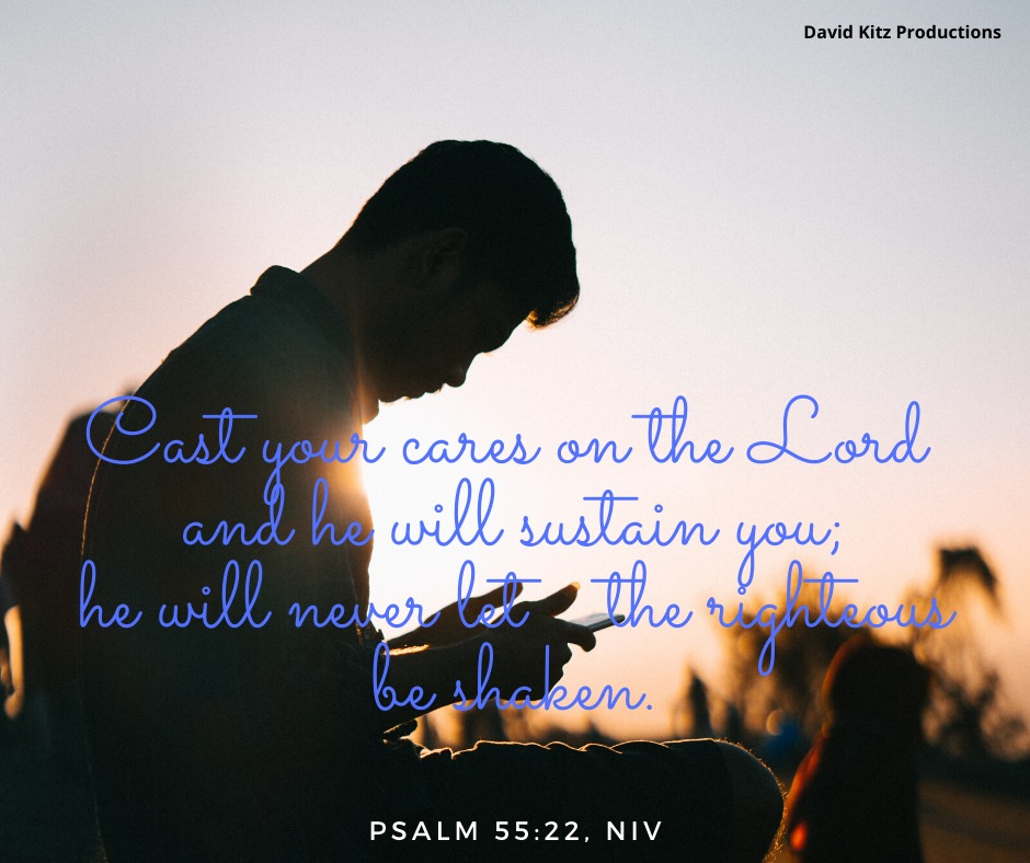 Psalm 55-22
