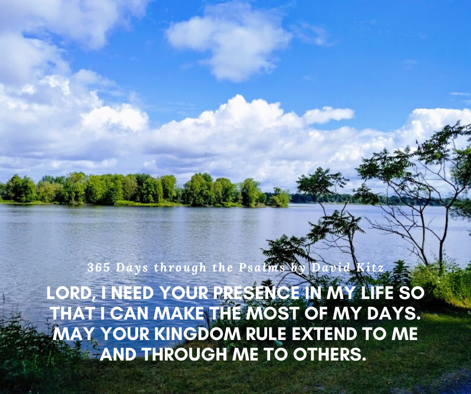 365 Psalm 39 Quote