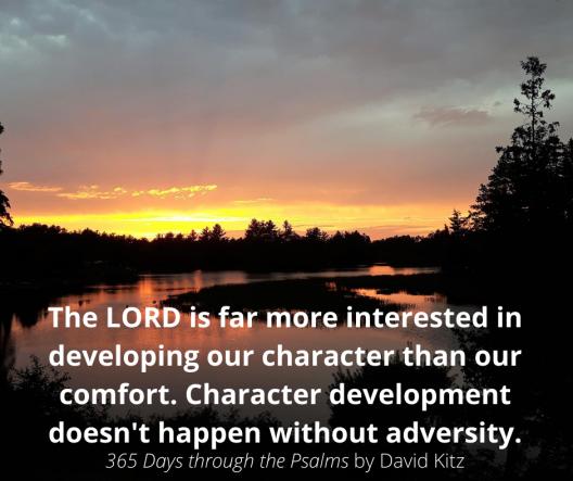 Psalm 44-19-