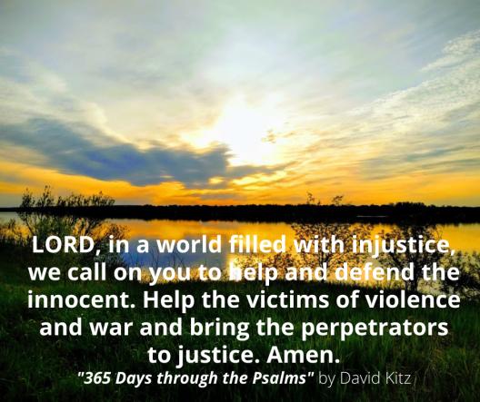 365 Psalm 58