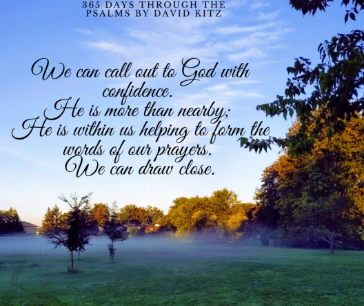 365 Psalm 61