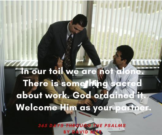 365 Psalm 65b