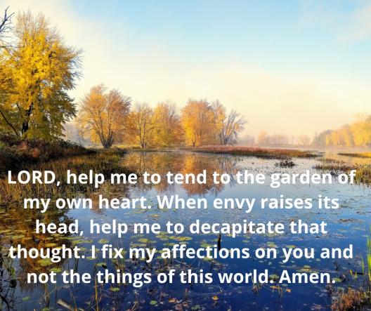 365 Prayer Psalm 73