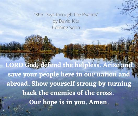 365 Prayer Psalm 74