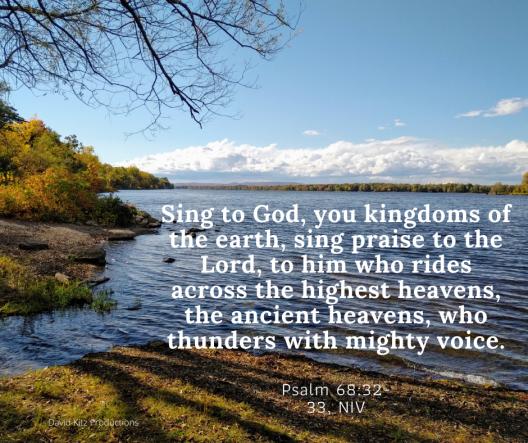 Psalm 68_32-33