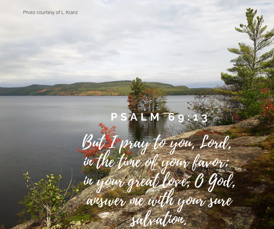 Psalm 69-13