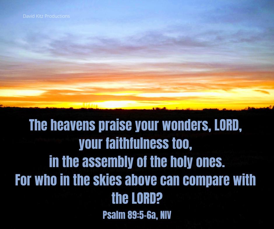Psalm 89_5-6a