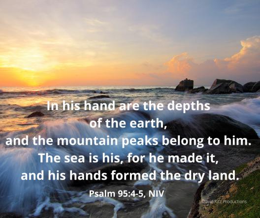Psalm 95_4-5