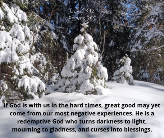 a redemptive God 365 Psalm 105c