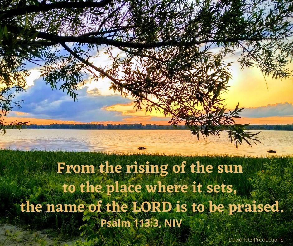 Psalm 113_3