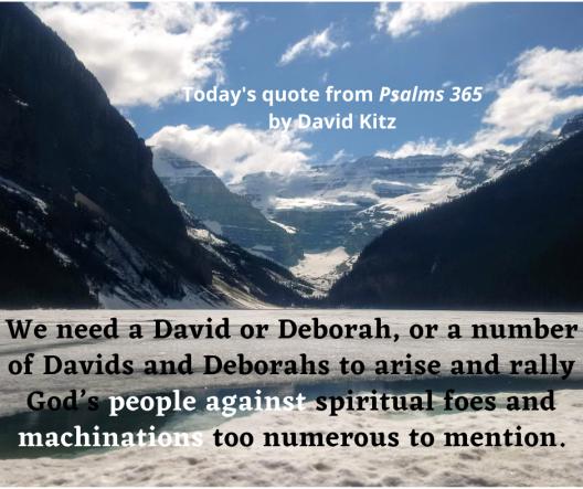 David or Deborah 365
