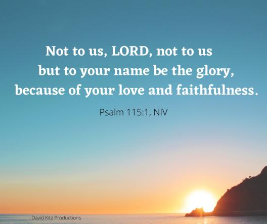 Psalm 115_1