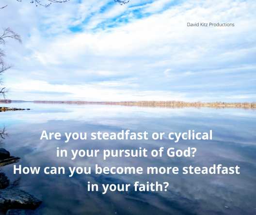 steadfast or cyclical 365 Psalm 107e