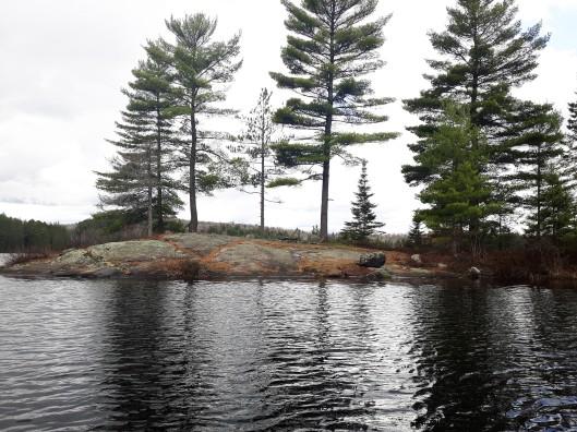 Norway Lake 2021-04-18a L Kranz