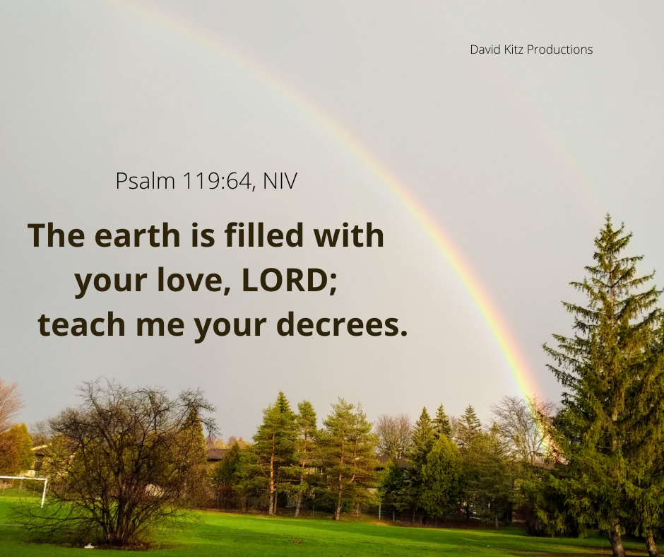 Psalm 119_64