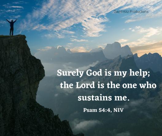 Psalm 54_4a
