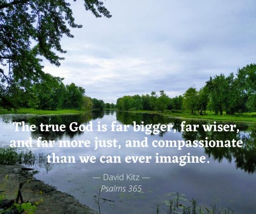 365 Bigger God 138a