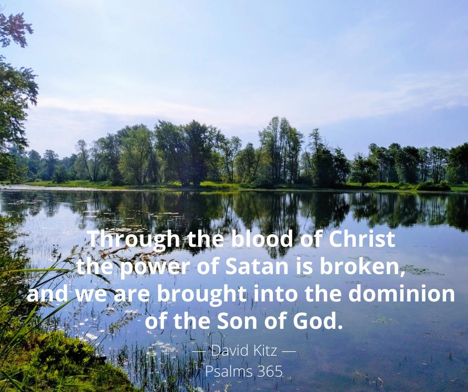 365 blood of Christ 137b