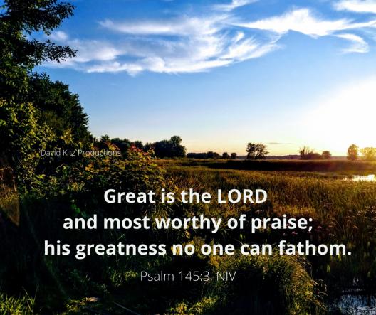 Psalm 145_3