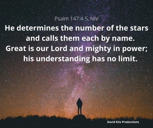 Psalm 147_4-5