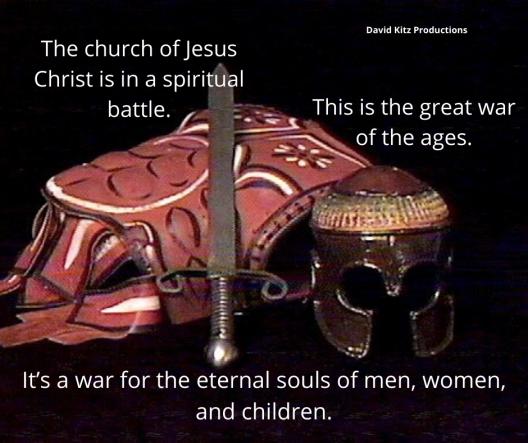 Spiritual Battle