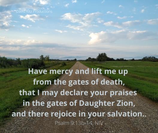 Psalm 9_13-14