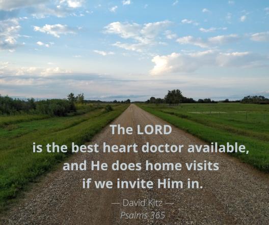 best heart doctor Psalm 17