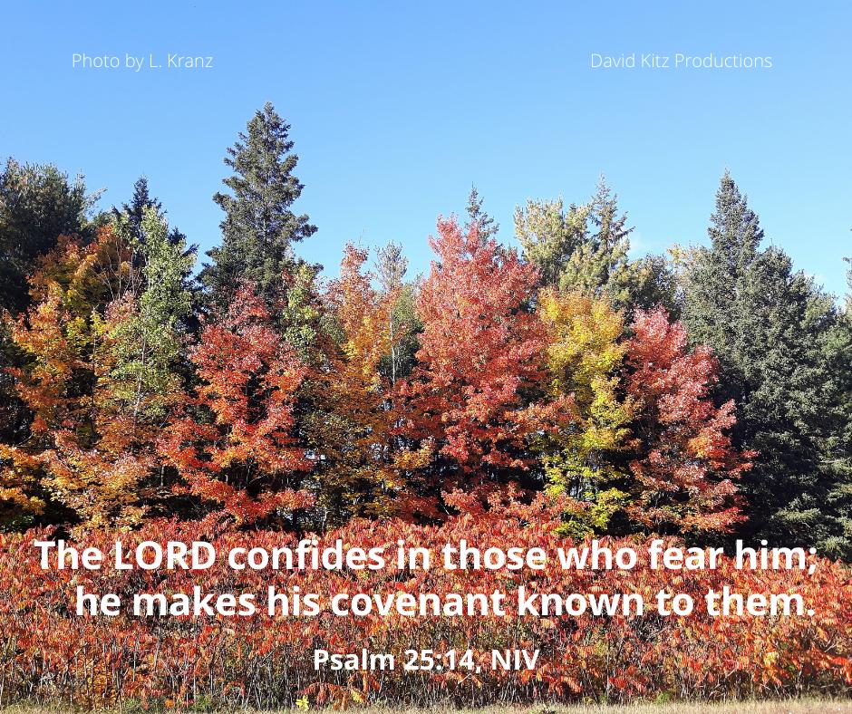 Psalm 25_14