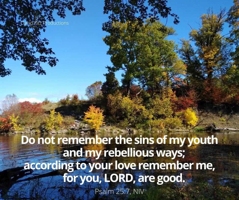 Psalm 25_7