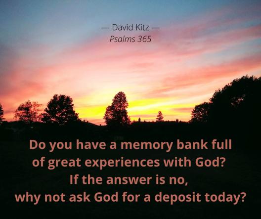 Psalm 26a - 365